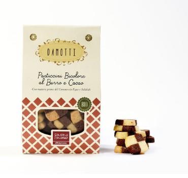 Või-kakao küpsised Altromercato, 200g