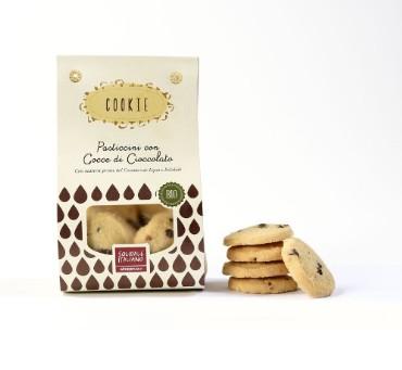 Kakaoküpsised šokolaadi tükkidega Altromercato, 200g